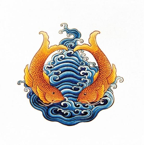 Рыба в буддизме