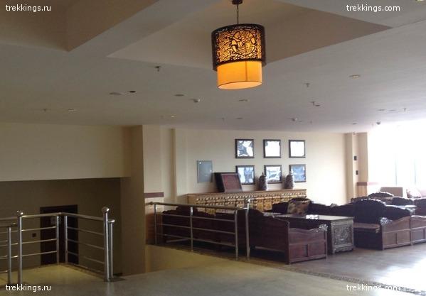 Новый Отель в Дарчене